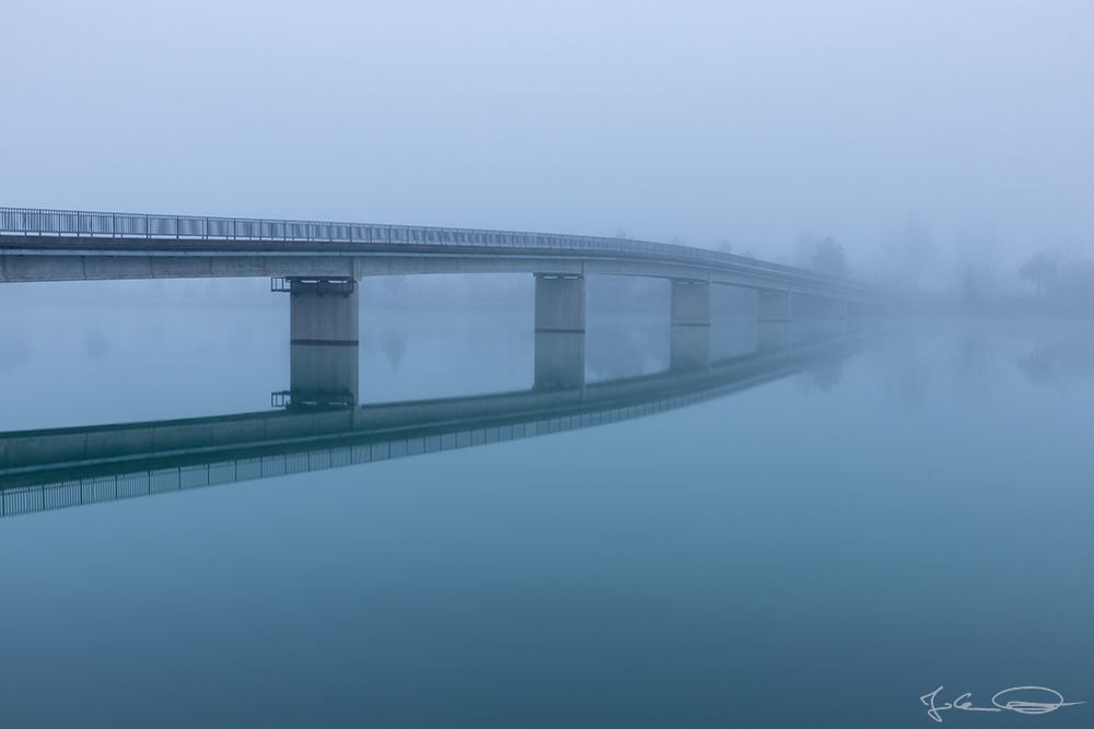 Natural Minimalism in the Fog
